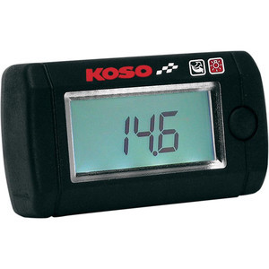 Digital manometer air/fuel ratio Koso