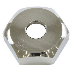 Swingarm pin nut Moto Guzzi Serie Grossa chrome