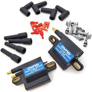 Ignition coil Suzuki GSX-R 750 Dynatek 2 cables