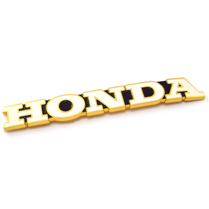 Emblema serbatoio per Honda CB 750 Four K1 sinistro