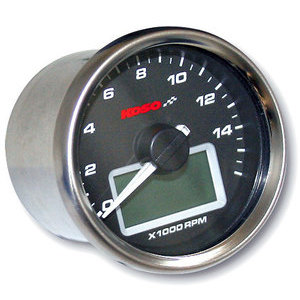 Electronic tachometer Koso GP 16K