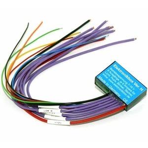 Unità di controllo Electronic Box Version H