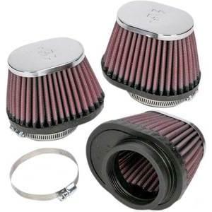 Kit filtri aria per Yamaha XS 850 K&N conico ovale