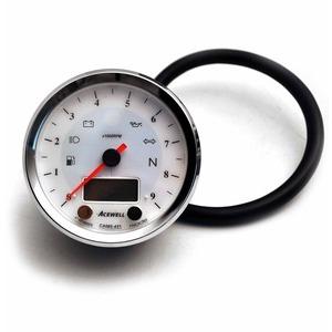 Electronic multifunction gauge AceWell Classic 451-AC 9K