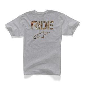 T-shirt Alpinestars Ride