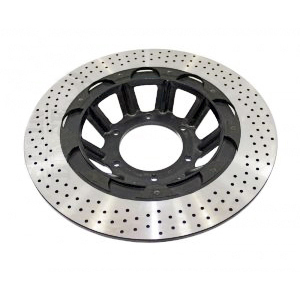 Brake disc Moto Guzzi 850 Le Mans front rotor vented offset low