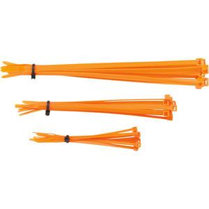 Kit n.30 fascette arancione