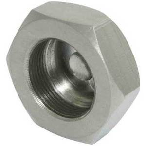 Swingarm pin nut per Moto Guzzi Serie Grossa alloy