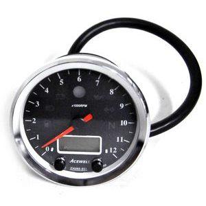 Electronic multifunction gauge Acewell Classic 551-AC 12k