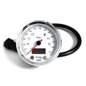 Electronic multifunction gauge AceWell Classic 263-AC 260Km/h