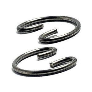 Coppia anelli spinotto pistone per Honda NX 650 Dominator