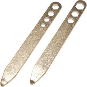 Coppia stallonatori pneumatici con chiavi