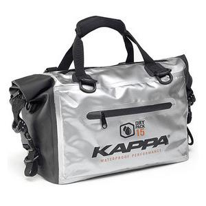 Borsa moto Kappa 40lt grigio