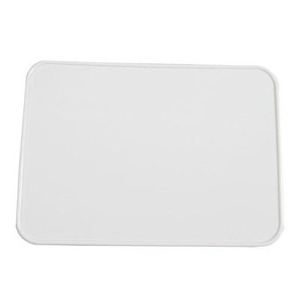 Number plate holder rectangular 25x30cm
