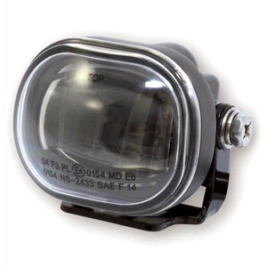 Additionial fog light led Highsider Oval micro