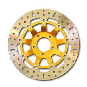 Brake disc Kawasaki Z 1000 rear rotor vented