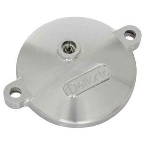 Coperchio carburatori Dell'Orto PHM 38-41 alluminio CNC