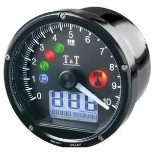 Electronic multifunction gauge T&T 10K