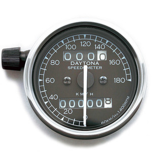 Contachilometri meccanico Daytona Classic mini K=1.4
