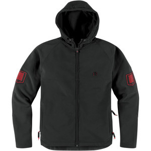 Jacket Icon 1000 Hood Lux