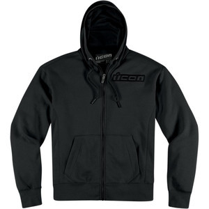 Felpa Icon Upper Hoody nero