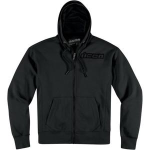 Sweatshirt Icon Upper Hoody black