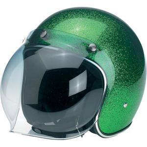 Visiera Biltwell Bubble gradient verde