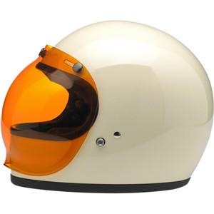 Visiera Biltwell Bubble arancione