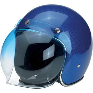 Visiera Biltwell Bubble gradient blu