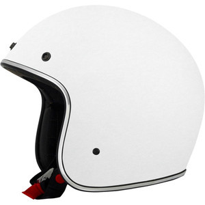Helmet AFX Vintage white