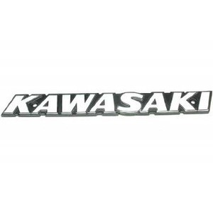 Fuel tank emblem Kawasaki Z 1000 LTD right