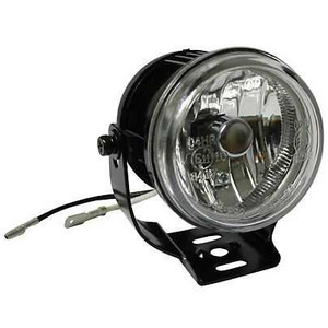 Additionial halogen foglight Round mini