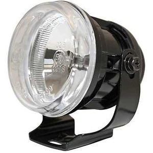 Additionial halogen headlight Round mini high beam