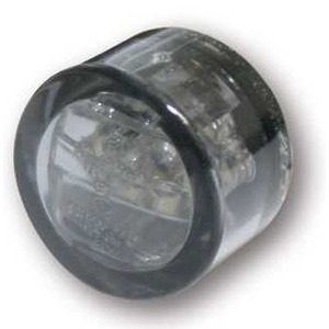 Additionial led headlight Pin micro position