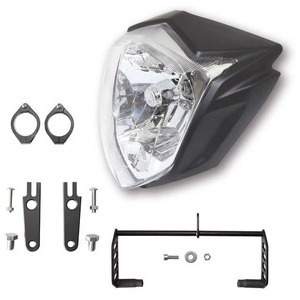 Halogen headlight Rius kit 50-54mm