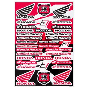 Adesivo Honda kit
