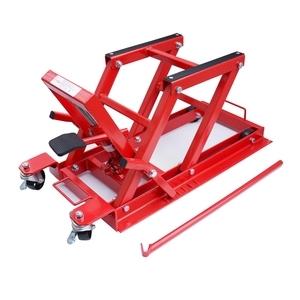 Sollevatore idraulico 400kg 13-43cm
