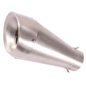 Exhaust muffler Spark 60's 60mm stainless steel