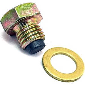 Bullone olio M14x1.25 magnetico