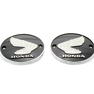 Coppia emblemi serbatoio per Honda