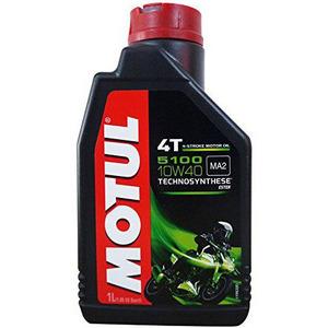 Olio motore 4T Motul 10W-40 5100 1lt