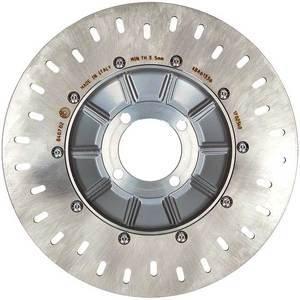 Brake disc BMW K 100 front rotor vented