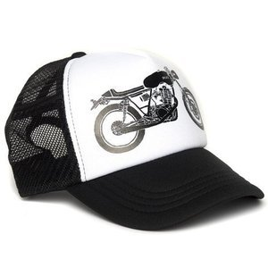 Cappellino Deus Ex Machina Custom Build