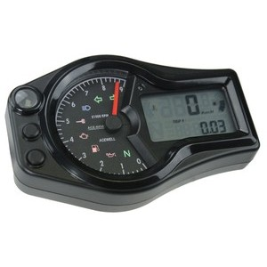 Electronic multifunction gauge AceWell Modern 6454