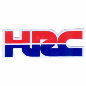 Sticker Honda HRC