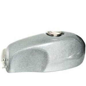 Serbatoio benzina per Ducati 450 Mark 3 metal flake