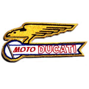 Patch Ducati Moto