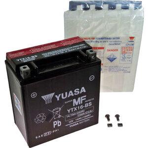 Batteria di accensione Yuasa YTX16-BS 12V-14Ah