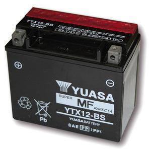 Batteria per Yamaha TDM 850 '91-'96 sigillata Yuasa 12V-10Ah