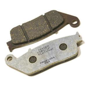 Coppia pasticche freno Ferodo FDB570 Platinum